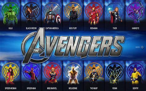 Avengers Wallpaper Background Image