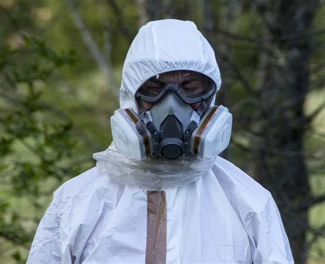 personal protective equipment  asbestos branch