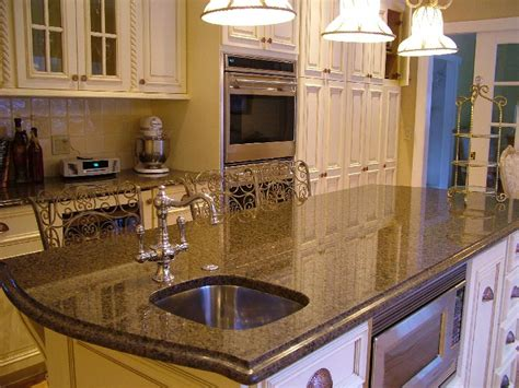 latest granite countertop trends modern kitchens