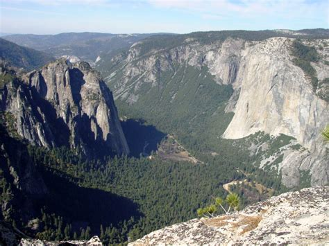 The Best Yosemite Hiking Trails California Usa