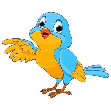 Cartoon Bird Clip Art