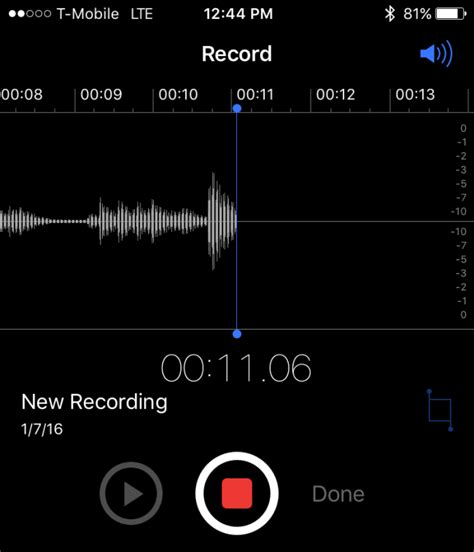 voice memo iphone how to create voice memos on your iphone
