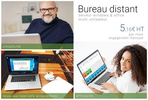 bureau distant hébergement de serveur bureau distant rds tse openhost