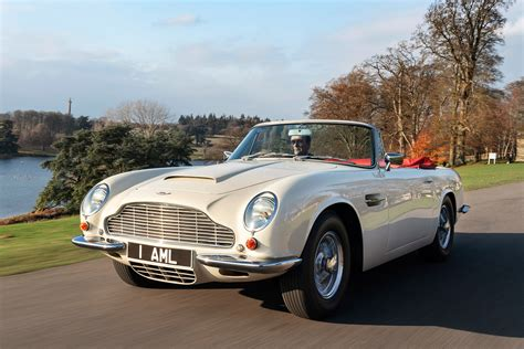 aston martin electric powertrain revealed  classic