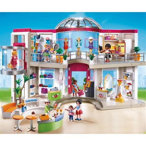Barbie Fashion Living Room Set by 5485 Le Grand Magasin Am 233 Nag 233 Playmobil King Jouet