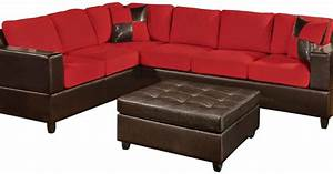Sofa beds design inspiring ancient cheap red sectional for Red sectional sofas cheap