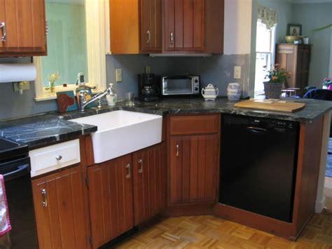 retrofit an apron front sink kitchen pinterest