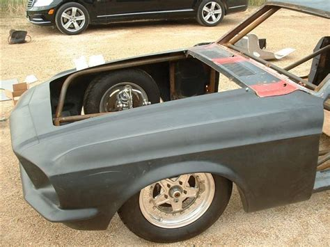 ford mustang chassis 1967 ford mustang with new chrome moly chassis