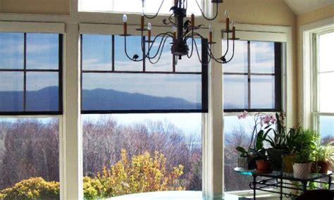 Interior Solar Shades Vermontvt Interior Solar Window Shades