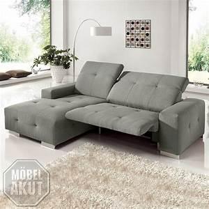 Sofa Mit Relaxfunktion : ecksofa francisco sofa grau sand mit elektrischer relaxfunktion 257 cm ebay ~ Whattoseeinmadrid.com Haus und Dekorationen