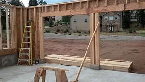 Garage Door Framing Repair Plans  U2014 Slowfoodokc Home Blog