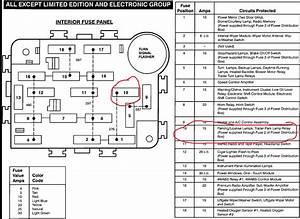 2002 Ford Explorer Xls Fuse Box Diagram