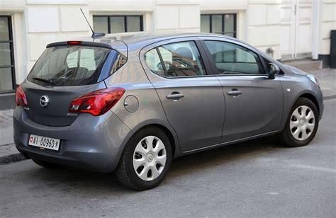 File:2016 Opel Corsa EcoFlex 5-door (CH), rear right.jpg ...