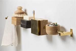 Accessoire Salle De Bain : notre s lection pour une salle de bain nature ~ Teatrodelosmanantiales.com Idées de Décoration