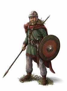 Visigoth Warrior by Panaiotis on DeviantArt