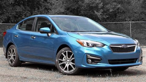 2019 Subaru Impreza Review Youtube