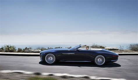 The New Mercedes Maybach Concept Is A 20 Foot Long
