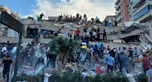 土耳其地震受傷人數升至607人 - Sputnik 中國