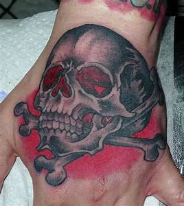 Skull Hand Tattoos Designs, Ideas and Meaning | Tattoos ...