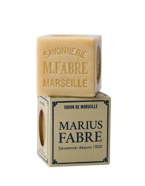 savon de marseille pour le linge 200g savonnerie marius fabre