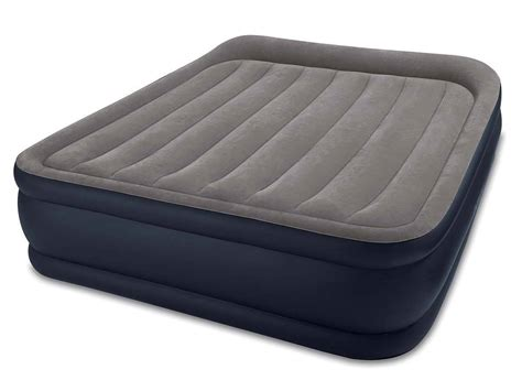 Matelas Gonflable Intex Rest Bed Deluxe Fiber Tech 2 Places