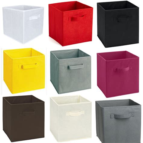 Closet Organizer Baskets by 26 7 26 7 28cm Foldable Storage Box Closet Bins Container