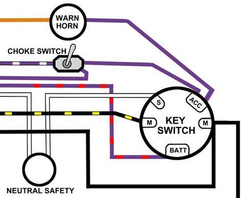 evinrude  hp wiring diagram wiring diagram