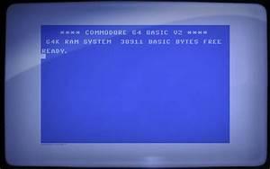 Commodore 64 Prompt wallpaper