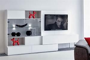 Meuble But Salon : meuble de salon eden roc composition murale homesalons ~ Teatrodelosmanantiales.com Idées de Décoration