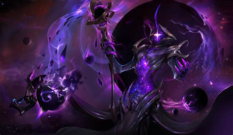 dark star soraka lol wallpapers