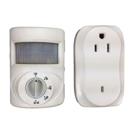 indoor motion sensor light switch defiant wireless indoor motion activated light ez 7513