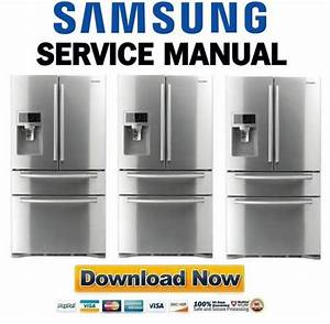 Samsung Rf4287hars Service Manual And Repair Guide