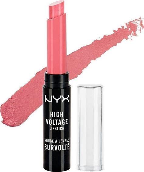 nyx high voltage lipstick sweet nyx professional makeup high voltage lipstick sweet 16
