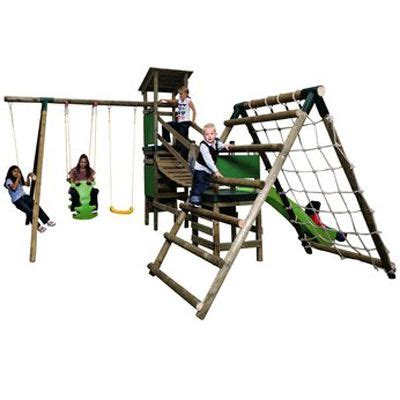 tikes marlow climb n slide swing set the wood playground set for wish