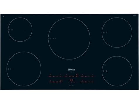 recipient inox cuisine table de cuisson induction miele 5 zones km 6382 room