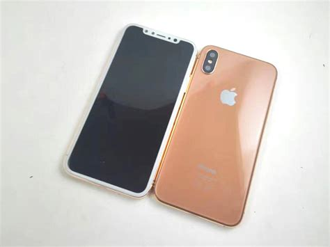 iphone new color potential copper gold iphone 8 color depicted in new