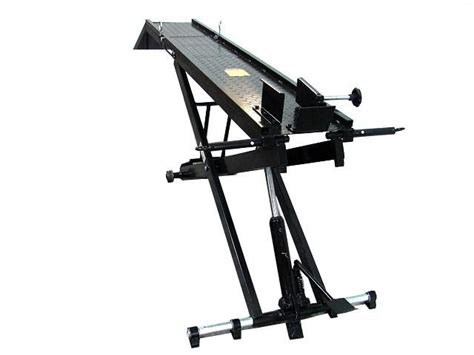 Purchase 1000 Lb Hydraulic Motorcycle Dirt Bike Lift Table