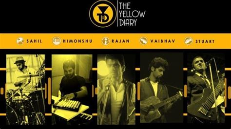 The Yellow Diary