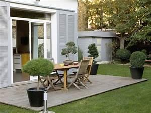 deco terrasse en bois With deco terrasse en bois