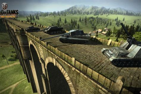 World of Tanks: Xbox 360 Edition Release Date Announced ...