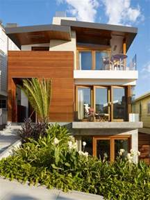 Fresh Modern Tropical Houses modern tropical house on a small lot with a garden