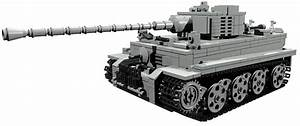 Modell Panzer Selber Bauen : bauanleitung f r tiger panzer ww2 lego bauanleitung ~ Jslefanu.com Haus und Dekorationen