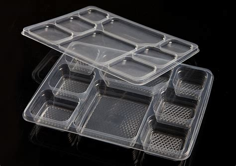 thermoforming takeaway meal trays mould  lids