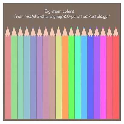 Pastel Colors Clipart Clipground Svg