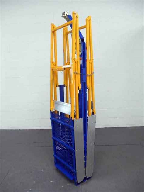 Bosuns Chair Hire by Fold Up Workbasket Lisbon Hoist