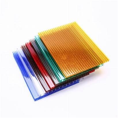 Polycarbonate Plastic Hollow Sheet Twinwall Sheets Alibaba