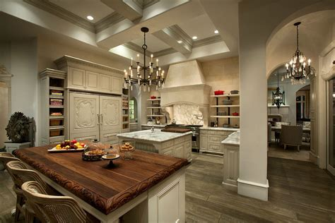 table de cuisine pour petit espace maison de grand standing au magnifique jardin