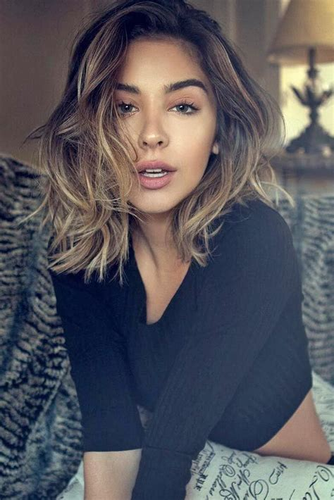 Medium Length Hairstyles To Look Unique Every Day Hair