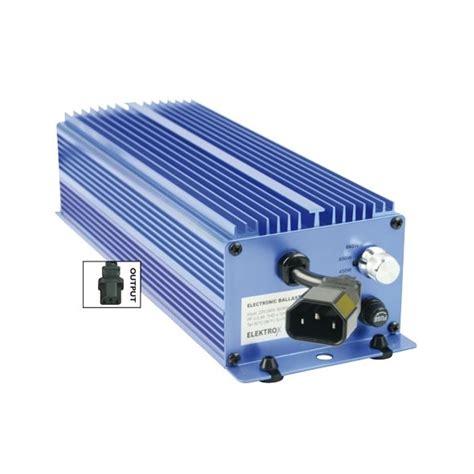 gamma hps l ballast elettronico hps mh quadripotenza 200 440w elektrox
