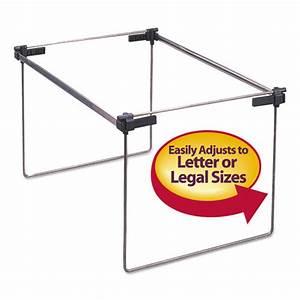 hanging folder frame letter legal size 12 24quot long With legal size document frame